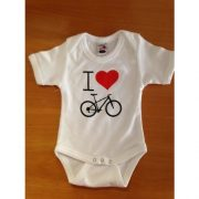 ROMPER I LOVE CYCLING